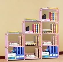 FS New book storage cabinet metal modern designs