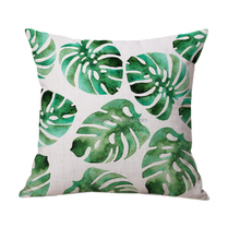 Wholesale custom large cushion covers sofa car office decoration pillowcase throw pillow case