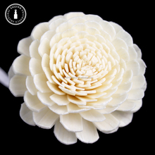 trade assurance handmade wholesale sola wood flower fibre flowers chrysanthemum flowers