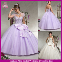 QQ445 prom gowns light purple quinceanera dress 2014 masquerade ball prom dresses