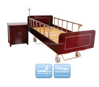 Two crank Home Care Manual Nurse Bed