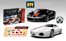 Good quality assemble RC super sport car series, car model 2 styles