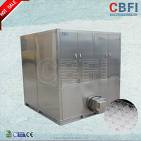 Fashionable edible dry cube ice making machine Easy to control