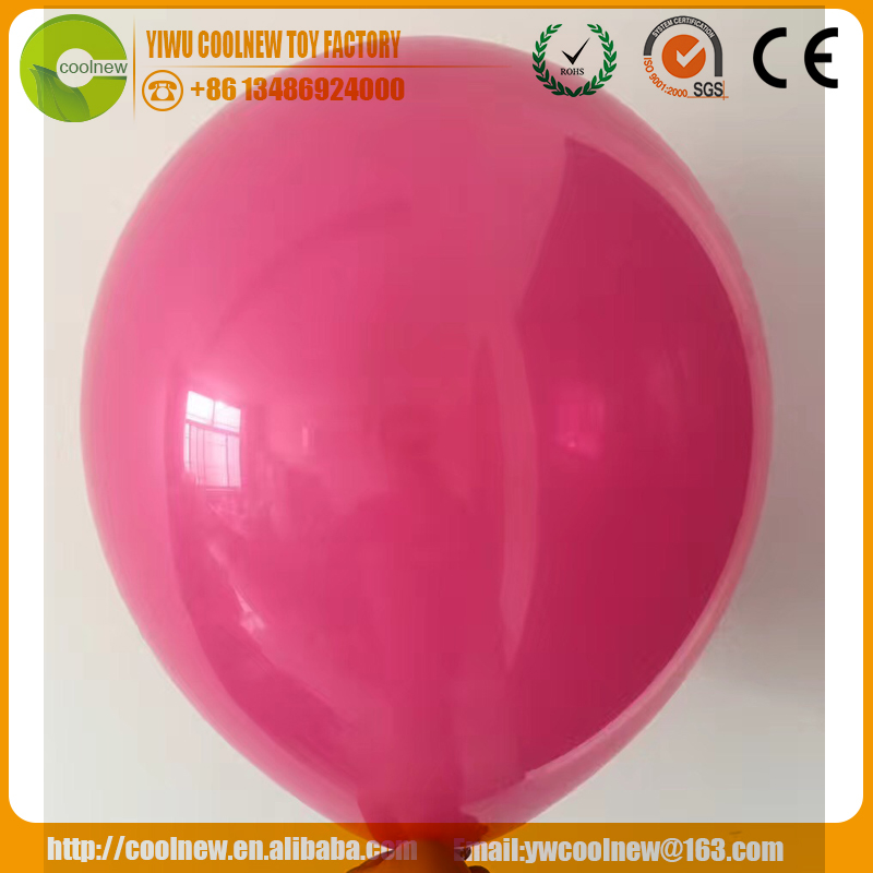12inches Latex balloons , birthday party balloons helium