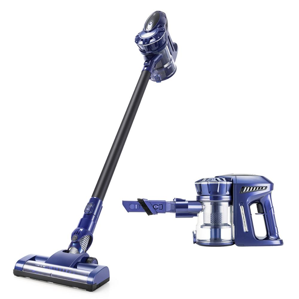 Puppyoo Cordless Stick Portable Rechargeable Vacuum <strong>Cleaner</strong>