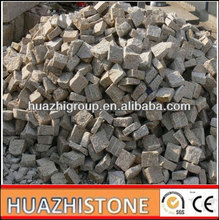 Flamed garden paving stone,road paving stone,small paving stone