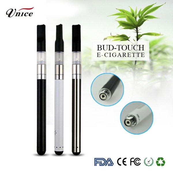 E Cig 510 Battery With Button For cbd Atomizer Ceramic Cartridge Glass Clearomizer