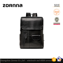Online Shopping High Quality Tending China Best Brand Nappa Leather Backpack Style Bag for Laptop