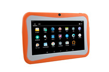 2017 Children Tablet 7 Inch Android 5.1 A33 quad core kids smart tablet pc