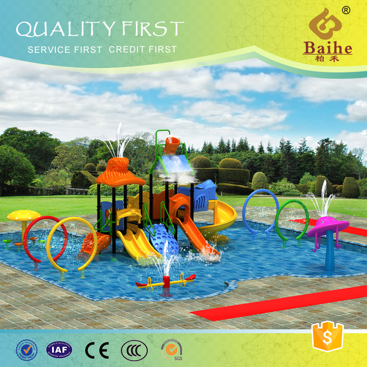 Amusement Park Equipment Water Swimming Pool Slide