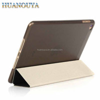 2017 new product PU leather+PC hard back cover case for Apple iPad mini 4