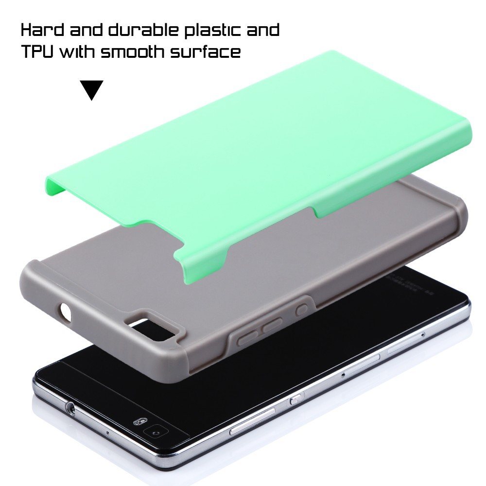 PC+TPU Case for Huawei P8 Lite