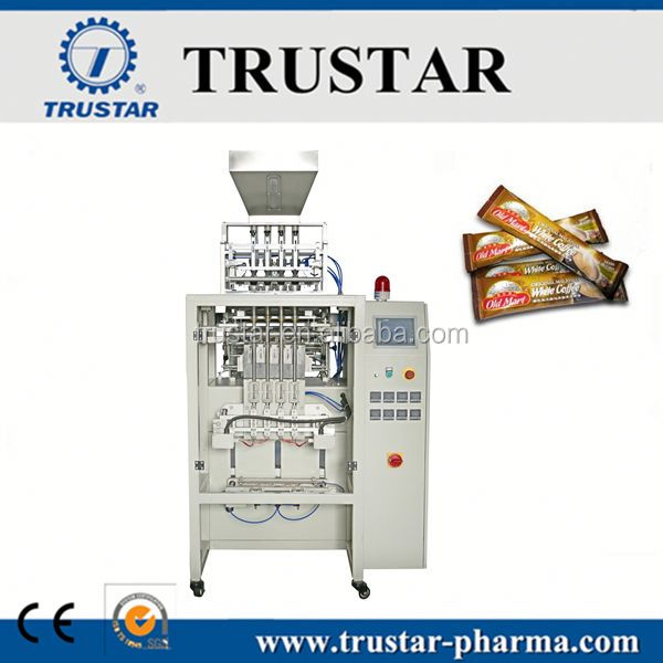 tea stick/pouch packing machine