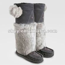 2013 classic women's mukluks fashion mukluks leather mukluks