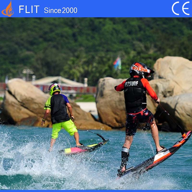 electric water sports surfboard power jet surf