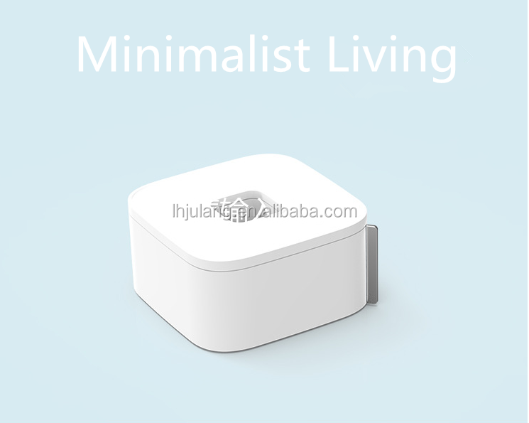 NEW product minimalist living Plastic storage box with lid for men