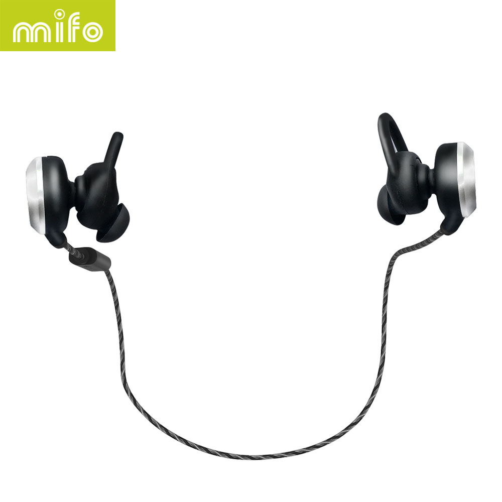 New productsOEM/ODM MIFO <strong>U2</strong> <strong>mobile</strong> sport earphone & headphone