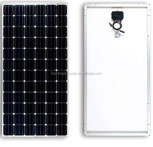 Home Solar Power System 200 Watts 12 Volts Monocrystalline Solar Panel 200w 12v