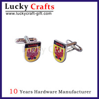 Lucky gifts customized cufflinks for wedding