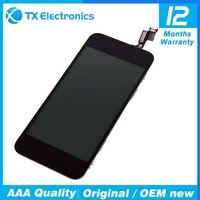 Completed lcd screen For iPhone 5 5G Original new touch screen with digitizer assembly