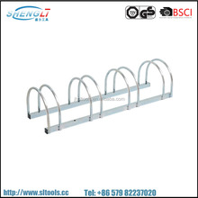 2017 Four Bicycle Stand Galvanized Steel Bike Vehicle Rack