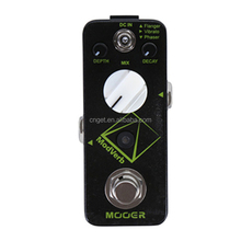 MOOER Micro Series Modverb modulation Reverb pedal guitar pedal Frozen functionality 3 modulation types Flanger Vibrato,Phaser E