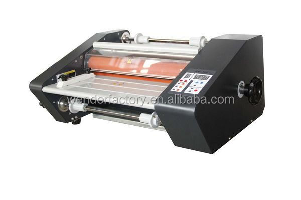 Hot and Cold Roll Laminator FM-360