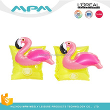 OEM Custom PVC Inflatable armbands safety kids pool float inflatable pool float