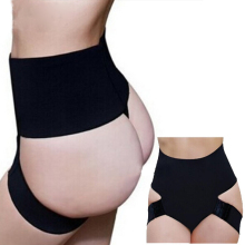 Women's Butt Lifter Enhancer Panties Shapewear Sexy Butt Lifter Shorts For Weight Loss