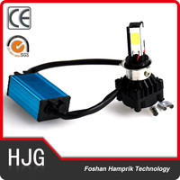 Motorcycle headlight with high power 2500lm 24W front light