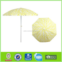 Most popular Fashion Sunshade 8 steel ribs china beach umbrella