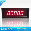 countdown sign \ countdown billboard for sale \ countdown board panel