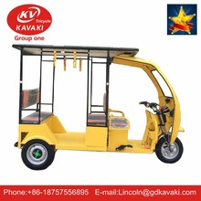 China Factory 800w With 24 Tubes Controller For India Market Electric Tricycle Rickshaw,Tuktuk,Three Wheeler For 6 Passengers