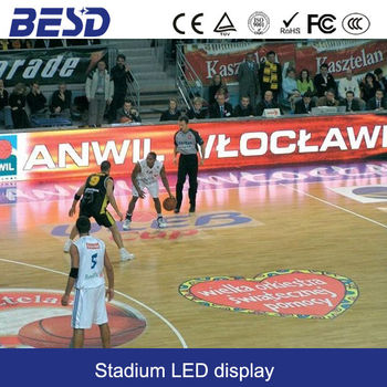 Shenzhen P20 stadium LED display screens