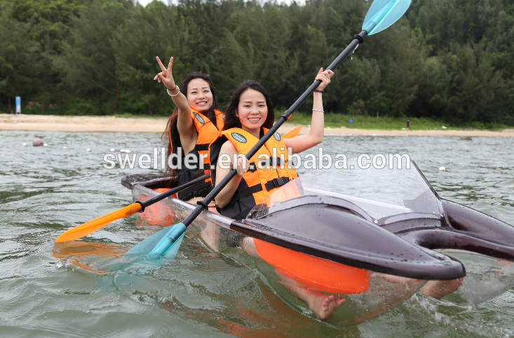 Manufacturer Supplier plastic racing boat