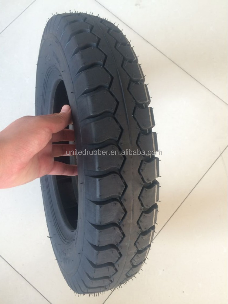 5.00-12 size high quality motorcycle tubeless tyres for sale