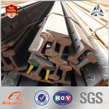 High sales volume GI Heavy Steel Rail Track Lamina Building Materials Price