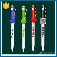 Hot promotion strong packing metal twist heavy ball pens fast shipping