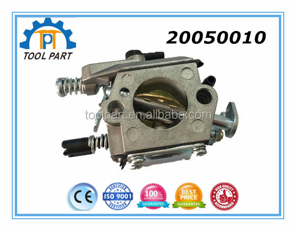 Chain Saw Spare Parts 20050010 for 4500 5200 Chainsaw Carburetor