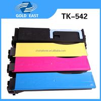 Color toner TK-542 compatible laser toner cartridge china supplier for PRINTER FS-C5100
