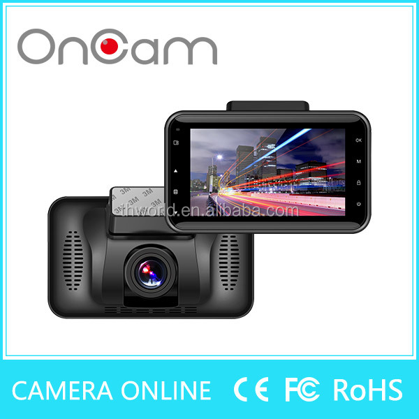 User Manual Fhd 1080P Car Camera Dvr Video Recorder Car Camcorder T617 car black box with micro sd CE with 3M sticker