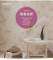 2015 cheap Wallpaper home decor Non woven Wall Papers Bedroom