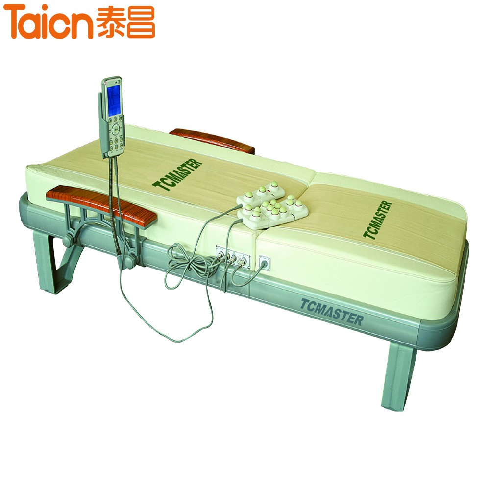 portable infrared jade thermal massage bed TC-5001