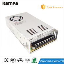 400W small waterproof led power supply