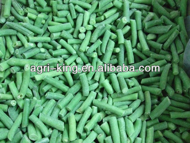 Sell New Harvested Frozen Green Bean Cut