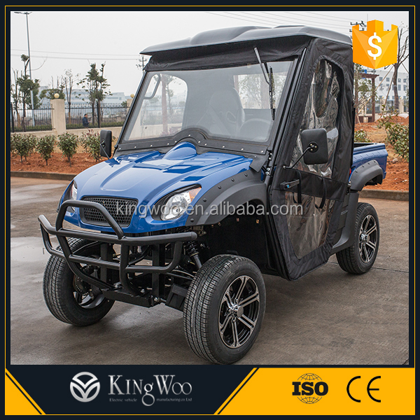 Cheap utv 4x4 farm with 600cc