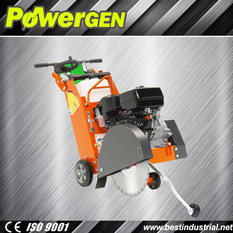 Best Sale!!!POWERGEN Robust Road Machinery Portable 150mm Diesel Concrete Joint Cutter