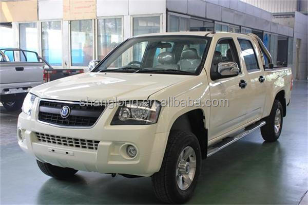 China Double Cab Diesel Pickup 4x2