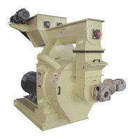 Matador Ring Die Wood Pellet Mill Biomass Pellet Machine