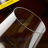 Feast / Reception / Wedding / Formal dinner / Home decoration 316 Stain Steel Ring Classical Wine Glass